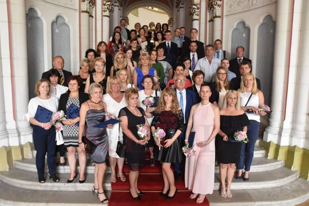 Félegyháziakat is kitüntettek a megyei Semmelweis-napon