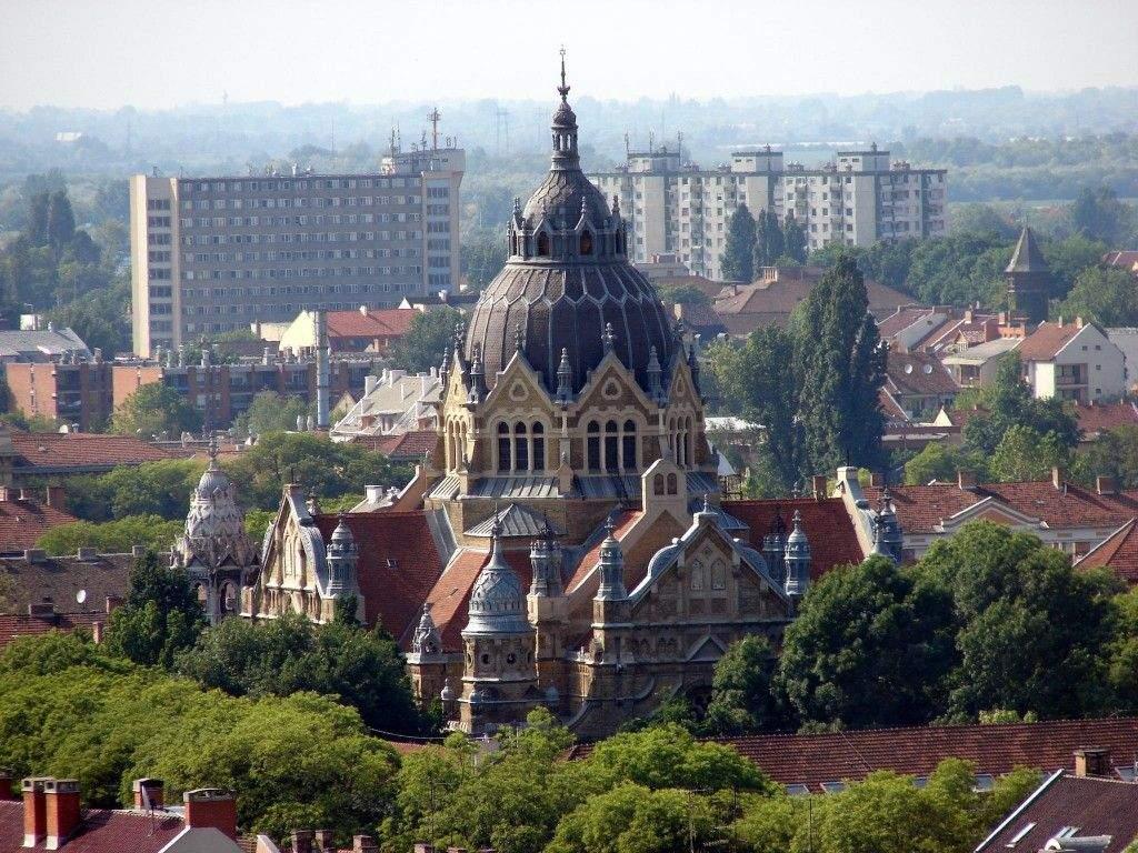 Múzeumtúra Szegedre