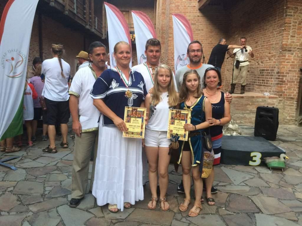 Világ- és Országos bajnoki sikerek a Fénypárducoknál