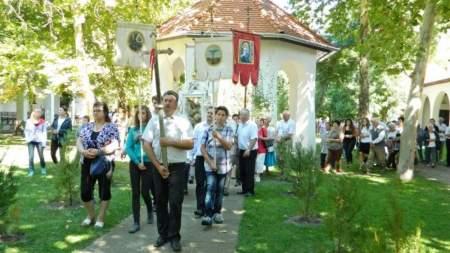 Pünkösdi ifjúsági találkozó és búcsú Pálosszentkúton