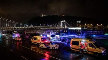 Hajókatasztrófa Budapesten