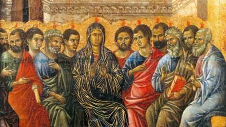 Pünkösd a húsvéti időszak megkoronázása