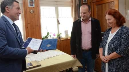 Bács-Kiskun Megye Ifjúságának Neveléséért-díjat kapott Kocsisné Móczár Julianna