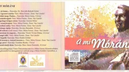 Bemutatják a Móra-CD-t