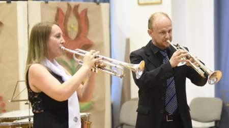 Tanári hangverseny a művészeti iskolában