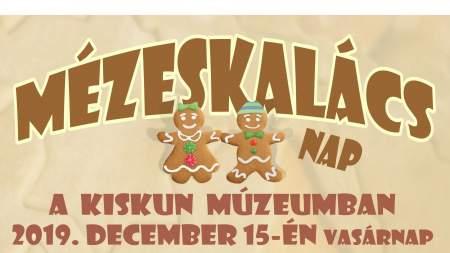 Mézeskalács-nap a Kiskun Múzeumban