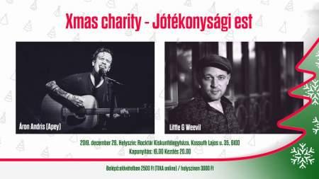 Xmas charity - Jótékonysági est