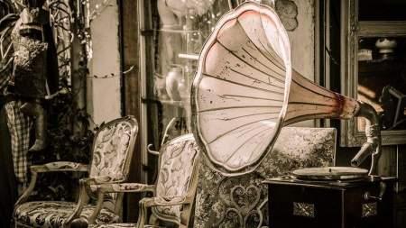 80 éves, ritka karácsonyi gramofonfelvételeket hallgathatunk