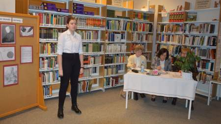 Himnuszmondó versenyt hirdetett a városi könyvtár