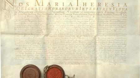 Titkok a levéltárból – Emlékezés a redempció 275. évfordulójára – III.