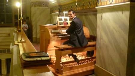 Orgonával és orgonajátékkal ismerkedhet a közönség az Újtemplomban