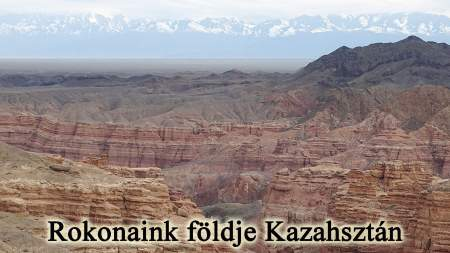 Rokonaink földje, Kazahsztán