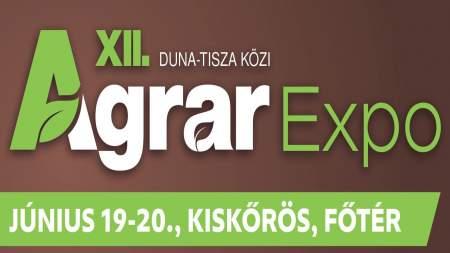 Június 19-20-án rendezik meg XII. Duna–Tisza közi Agrár Expot