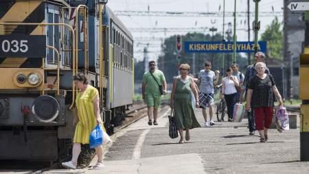 Félárú vonatjegyeket kínál, és nyílt napokat rendez a MÁV a Kiskun Expo idején