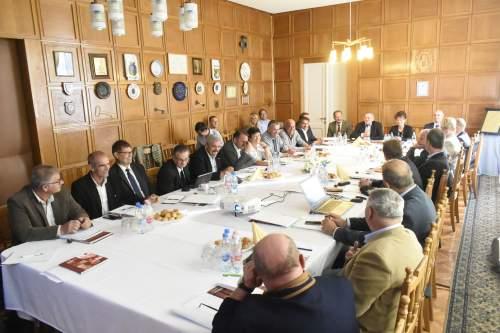 Félegyházán találkoztak a választókerület polgármesterei