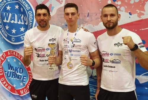 Kiváló eredmény a Slovak Open-ről