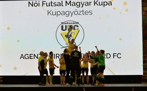 A nőknél a Szekszárd, a férfiaknál a Haladás nyerte a futsal Magyar Kupát