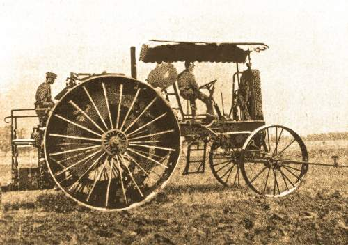 A magyar traktorgyártás első száz éve