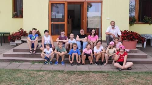 Helyismereti tábort szervezett a Kiskun Múzeum