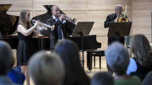 Épületavató hangversenyt tartottak a zeneiskolában